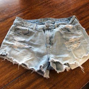 Denim American Eagle Shorts